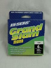 HI-SEAS GRAND SLAM MONO CLEAR 6 lb. 300 yd. .010 dia.  GSM-F300-06CL