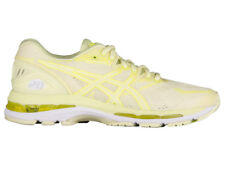 NEW WOMENS ASICS GEL-NIMBUS 20 RUNNING SHOES TRAINERS LIMELIGHT / LIMELIGHT / SA