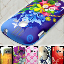 Hard Phone Cover Design Case for Samsung Galaxy Centura S738C / Discover S730G