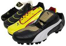 Boys Puma FG Firm Ground Football Boots Junior Sizes Soccer Boot Kids Size 10-6
