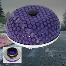 2.5'' High Flow Washable Cold Air Turbo Mushroom Intake Filter w/ Clamp Purple