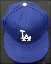 #52 Los Angeles Dodgers Team issued Baseball Cap Hat Size 7 1/4 HZ 167040