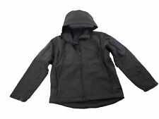 Tactical Scorpion Soft Shell Mens Military Waterproof Hooded Grey Jacket