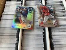 Pick Your Cards 2017 Bowman Platinum Baseball Vets, RC & Prospects Make Own Lot