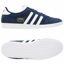 ADIDAS ORIGINALS GAZELLE OG NAVY TRAINERS SIZES 7 - 12 SNEAKERS CASUAL SHOES NEW