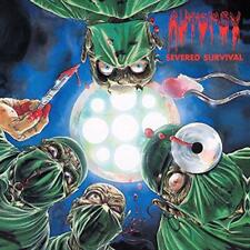 Severed Survival - Autopsy Compact Disc Free Shipping!