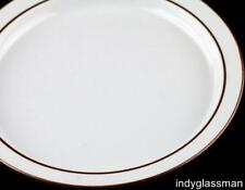 Dansk CHRISTIANSHAVN BROWN Dinner Plate 20% OFF (4 left)