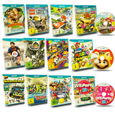 Wii U Game Wii Donkey Kong Mario Kart Party Nintendo Land Super Mario Zelda