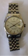 Rolex Cal.1550, automatic 1601 35mm. Serial No.5064*** with 555 end links
