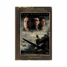 Pearl Harbor (DVD, 2001, 2-Disc Set, Widescreen 60th Anniversary