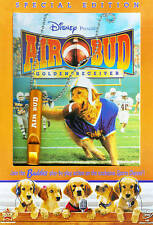 AIR BUD: Golden Receiver (DVD, 2010, WS Special Edition, Disney) New / Sealed
