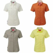 Craghoppers NosiLife Womens/Ladies Adventure Short Sleeved Insect (CG131)