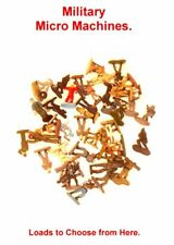 Vintage Military Micro Machines ~ LOADS TO CHOOSE FROM ~ Troops / Figures
