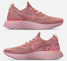 NIKE EPIC REACT FLYKNIT WOMEN's RUNNING RUST PINK - TROPICAL PINK AUTHENTIC NEW