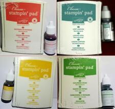 CLASSIC STAMPIN' UP! PAD AND INK REFILL- CHOOSE COLOR - NEW