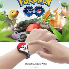 Mini Bluetooth Bracelet With Charger Adapter Toy for Nintendo Pokemon Go Plus
