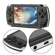 8GB Portable Handheld 1000 Games MP5 Video Player Game Console AV Out + Camera