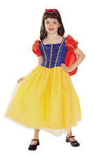 Rubies Snow White Cottage Princess Costume Sparkly Tulle Tutu Skirt/Red Cape