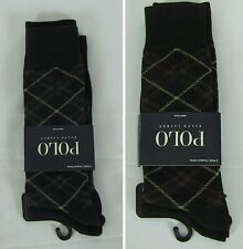 NEW Polo Ralph Lauren Men's Socks 2 Pairs to a Pack size 10/13 shoe size 6/12.5