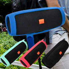 For JBL Charge3 Bluetooth Speaker Portable Mountaineering Case Silicone Cases
