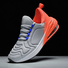 Mens Athletic Sneakers Air Cushion Tide Running Outdoor sports shoes Big Size 46