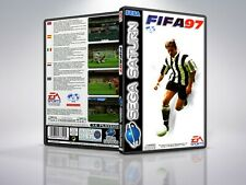 Fifa 97 - Saturn - Replacement Case / Cover - (NO GAME)
