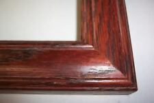 Cherry Oak Solid Wood Picture Frames-Custom Sizes