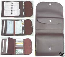 Ladies' Large Premium Quality Cow Hide Leather Organizer Wallet Made in the USA!