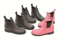 Shires Buddies Childrens Jodhpur Riding Boots All Sizes