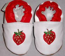 MOXIES soft soled leather baby girl shoes all sizes