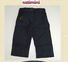Girls denim jeans Catimini French boutique fashion brand new with original tags