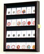 24 Collector NGC PCGS ICG Coin Slab Display Case Rack