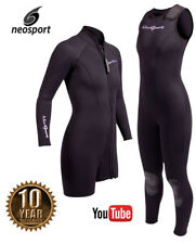 Womens Combo 2 Piece Wetsuit NeoSport By Henderson 3mm