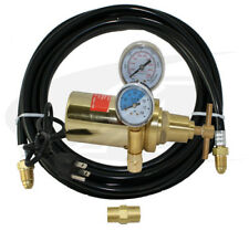 CO2 Heated Flowmeter/Regulator with Gas Hose Kit