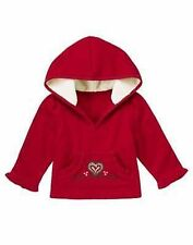 NWT Gymboree Alpine Sweetie Pullover Hoodie 6-12 M 4T