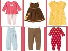 NWT Gymboree All in Sz 0-3 PARIS, PANDA, GIRAFFE Dress Romper Set