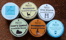 PRICE'S WAX CANDLE IN A TIN ~ IDEAL FOR A GIFT FOR THE HOME