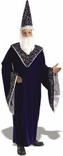 Merlin the Magician Wizard Renaissance Faire Dress Up Adult Halloween Costume