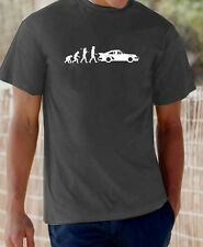 "Porsche 911 Turbo ""Evolution of Man""  t-shirt"