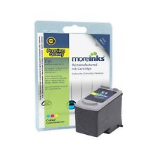 Remanufactured CL-51 Tri-Colour Ink Cartridge for Canon Printers