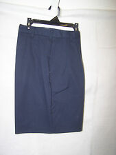 Lady Edwards Navy Blue Women's Uniform Shorts