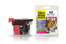 Compatible Jettec LC985 Magenta Ink Cartridge for Brother DCP MFC Printers