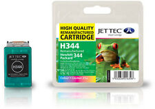 Remanufactured Jettec HP344 Tri-Colour Ink Cartridge for OfficeJet K7103 & more
