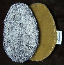 removable insoles for Moxies soft sole leather baby shoes semelles 0-6 to 6-7