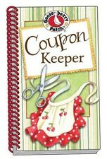 NEW Gooseberry Patch COUPON KEEPER Organizer Holder Spiral Booklet Choose Design