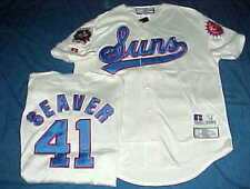 NEW YORK METS TOM SEAVER 1966 JACKSONVILLE SUNS THROWBACK BASEBALL JERSEY