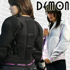 DEMON BW08 Womens Flex Force Pro Snowboard Protection for Upper Body, Spine ect