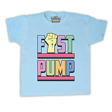 FIST PUMP GUIDO DANCE MOVE MUSIC KIDS FASHION T SHIRT ALL COLOURS AND SIZES