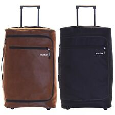 Cabin Approved Wheeled Travel On Board Trolley Luggage Suitcase Flight Bag Case
