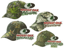 MOSSY OAK SERIES 1 Camo BreakUp Infinity Obsession Treestand Hunting Hat Cap